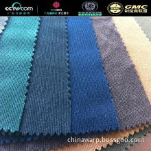 Corduroy stripe fabric 100% polyester for garment