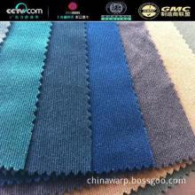 Corduroy stripe fabric 100% polyester for garment