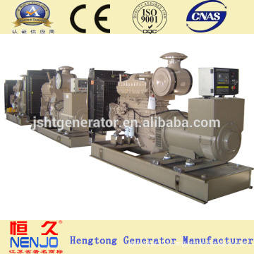Korean Doosan daewoo engines D1146 68KW/85KVA three phase water cooled generator price(48~600KW)