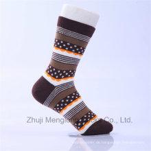 Männer Kleid Socken aus feinem Baumwoll Customs Designs sind willkommen