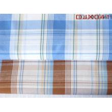 Checks Yarn Dyed Fabric Shirting Djx041