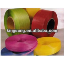 HOT SALE ! printed YOUR company LOGO NAME PP packing belt