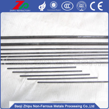 ASTM B777 99.95% pure tungsten round bar