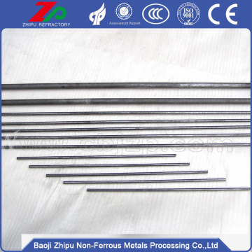 Menyediakan 1-400mm gr5 titanium bar and rod