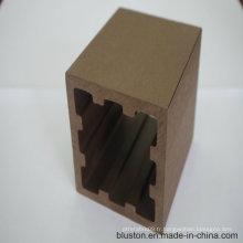 WPC Colonne WPC Decking en bois en plastique Composite Decking