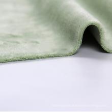 Tecido para sofá de veludo diamante Tecido macio de flanela de hotel