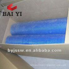 Maille de fibre de verre de panneau de ciment