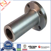 High-Quality Gr2 Titanium Long Welded Necks Flange