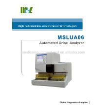 Chtistmas Promotion! MSLUA06N 2016 nouveau modèle d'analyseur d'urine prix