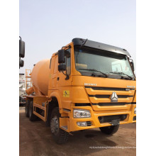 Camion Malaxeur Sinotruk HOWO 6X4