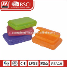 Plastic Bread Server Food Container