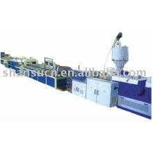 PVC-Fensterbank-Produktionslinie