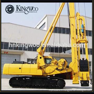 La construction de bâtiment et d'birdge emploient la foreuse hydraulique pleine de pile