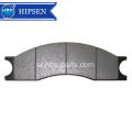 Brake Pads OEM 8R0821 7K5057 2V9135 For CAT