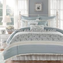 Мэдисон Парк Рассвет Многослойная постельная пододеяльник Яркие наборы цветных одеял