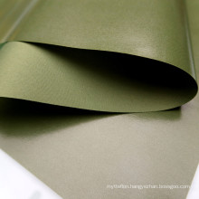 TPU  Laminated 150D Polyester Fabric Wear Resistance TPU Fabric For Waterproof Fabric Outdoor