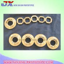 Todos os tipos de processo de torneamento CNC para peças de metal