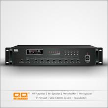 Amplificador de potencia de audio Lpa-500V FM Radio para Home Bar Club 5 Zone con USB