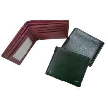 Carteira tradicional de Lychee, melhor bolsa da carteira da qualidade