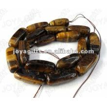 Бусины драгоценных камней Tigereye