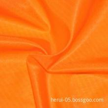 High density down-proof fabric, 470T nylon taffeta with random ribstop