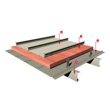 Standing Seam Roofing System Bemo Sheet Making Machine Bemo Plate Forming Machine