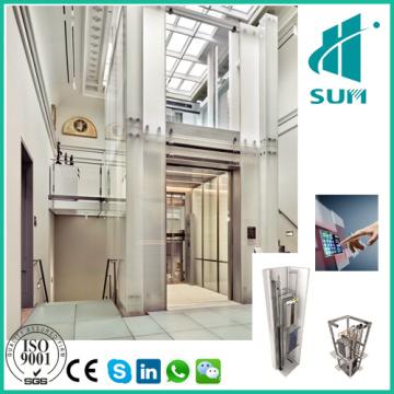 Luxus Haus Lift mit konkurrenzfähigem Preis Villa Haus Aufzug Sum-Elevator