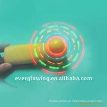 tragbarer Mini-LED-Ventilator
