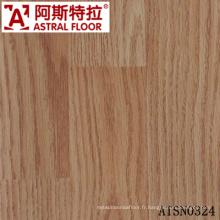 Prix concurrentiel avec le plancher en stratifié de bois de la qualité HDF 12mm et de 8mm