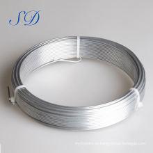 Embalaje de 1-500Kg el alambre galvanizado más barato