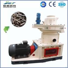 Máquina de pellets de aserrín de matriz de anillo 1.5t / H