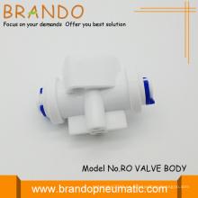 Cuerpo de válvula de solenoide de Ro DC en filtro de agua