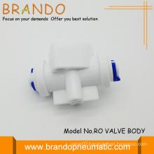 DC Ro Solenoid Valve Body In Water Filter