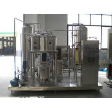 Durable Stainless Steel Beverage Mixing Equipment for Carbo