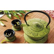 Китайский традиционный чугунный металлический чайник