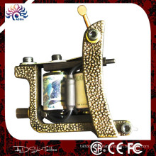 ADShi Handmade High Quality 8 Wraps Copper ScrewTattoo Gun For Liner