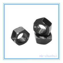 Ecrou Hex GB6175 Noir M20-M80
