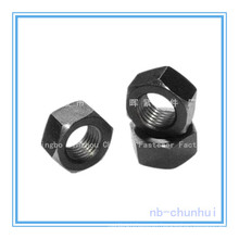 Hex Nut GB6175 Black M20-M80