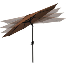 beach umbrella with tassel