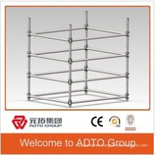 hot dip galvanized CE cuplock scaffolding specifications bracing and beam