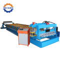 Jubin bumbung bergemerlapan Roll Making Making Machinery