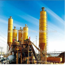 Small Scale Cement Plant 35m3/h Concrete Batching Plant HZS35