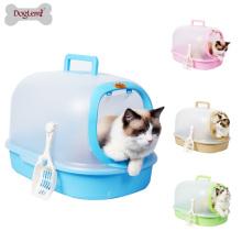 Hohe Qualität Eco-Freund Pp Material Katze Katzenklo