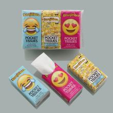 Ultra Soft Facial Pocket Tissue