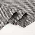 Viscose Poly Nylon Span Double Jacquard Fabric