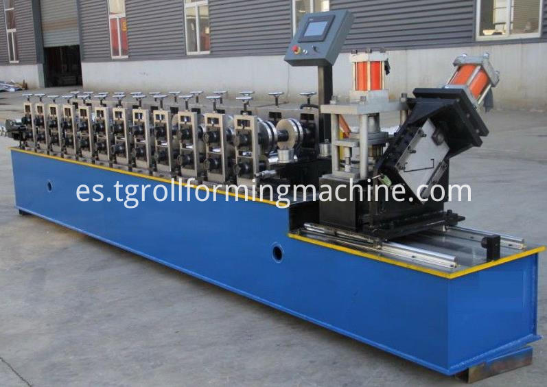 Light Gauge Roof Ceiling Forming Machine