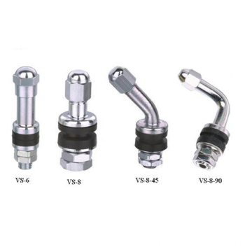 Металлический бескамерный прижимной клапан VS-8