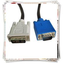 DVI мужской для VGA мужской кабель