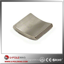 33SH Arc Segment Neodymium Magnet For Motor