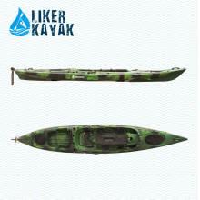 Pesca de Kayak de un solo asiento, motor disponible para instalar